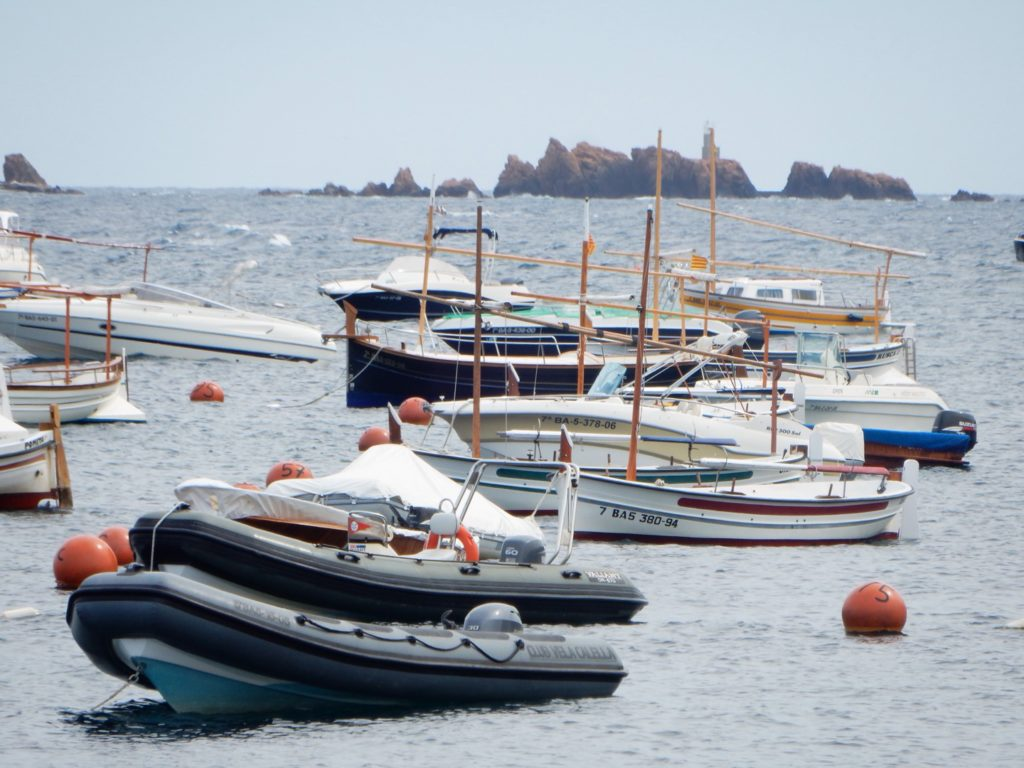 Day trips from Barcelona. Calella de Palafrugell. Photo by Outside Suburbia