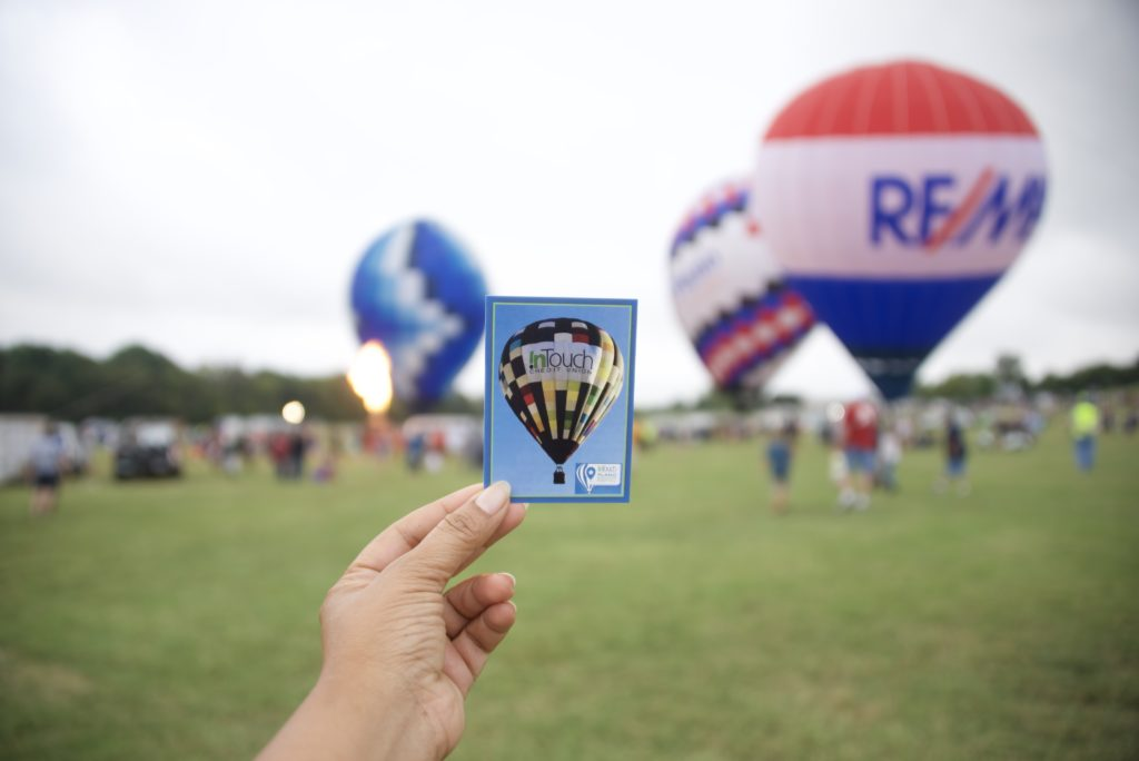 Plano Balloon Festival - Photo by Priya Vin from OutsideSuburbia.com