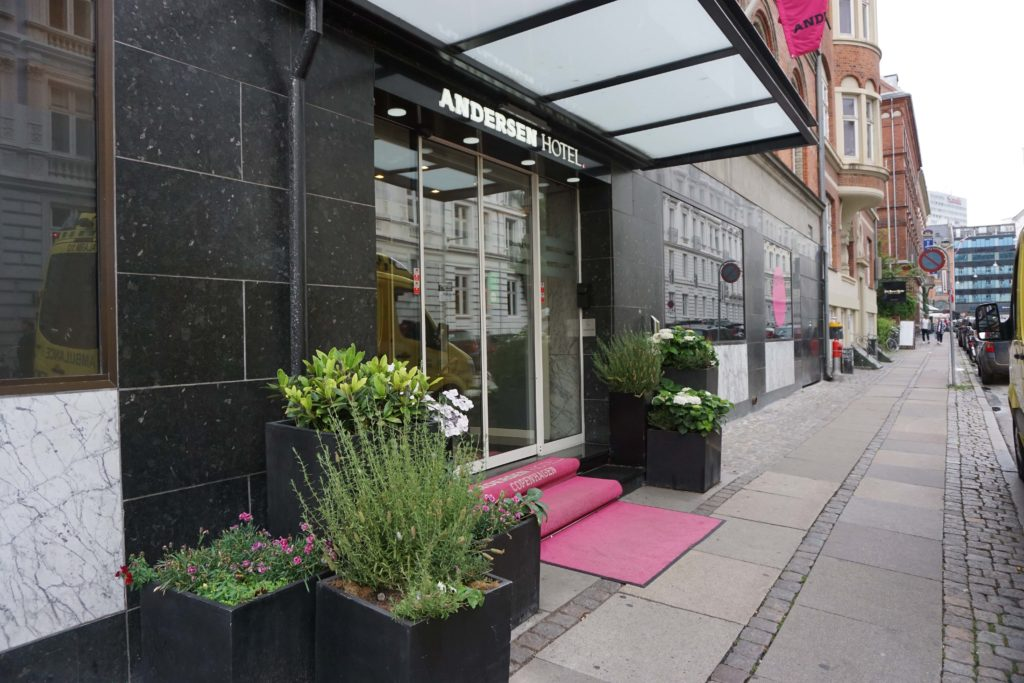 Andersen Boutique Hotel Copenhagen Review by Outside Suburbia