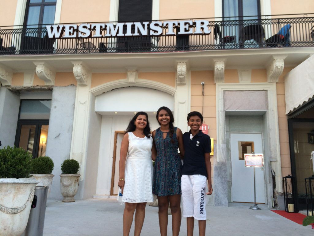 Westminster : A Stay at Nice with French Riviera views