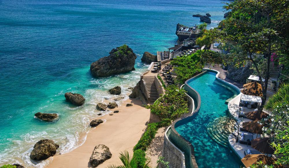3 Luxury Resorts in Beautiful Bali