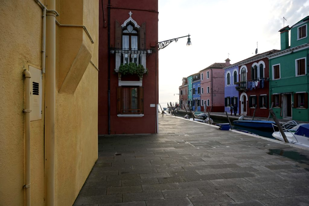 Burano, Italy's Most Colorful Town