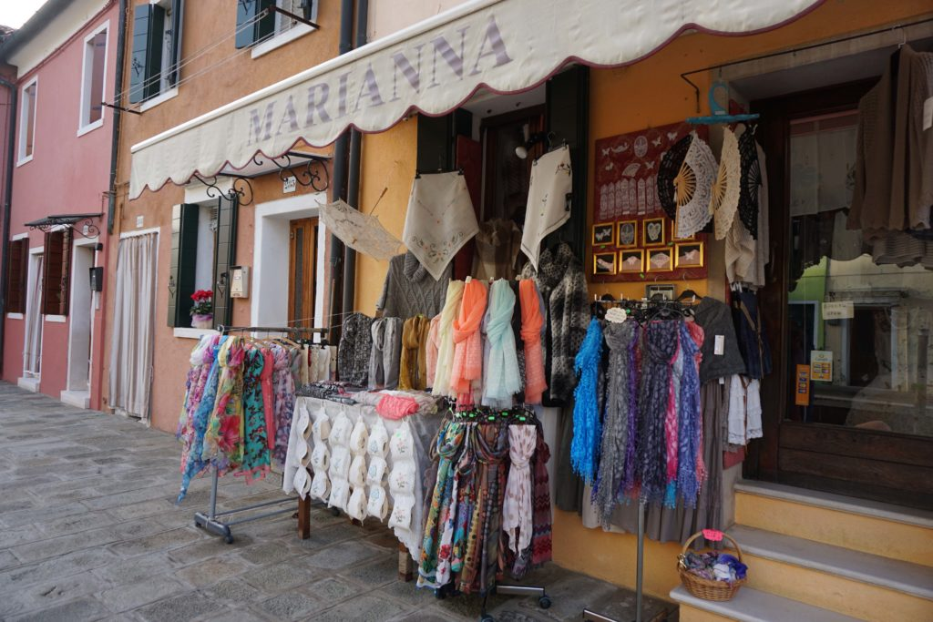 Burano Italy's Most Colorful Town - OutsideSuburbia.com