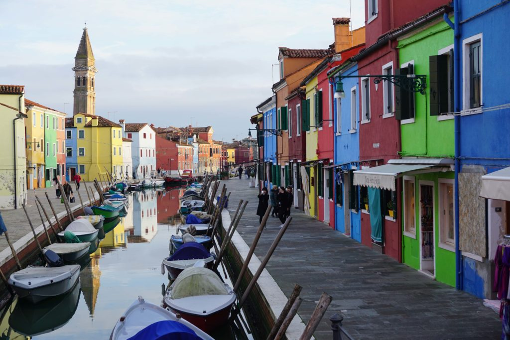 Burano : A color story in 20 captures