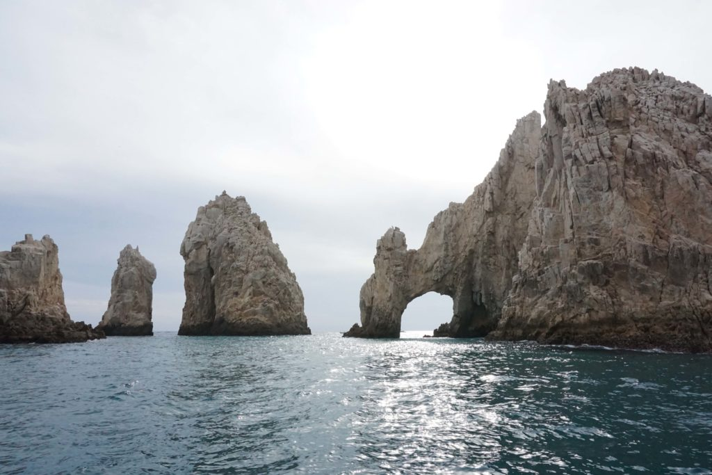 Visiting the Lands end at El Arco in Cabo San Lucas, Mexico - El Arco Cabo - Photo by Outside Suburbia