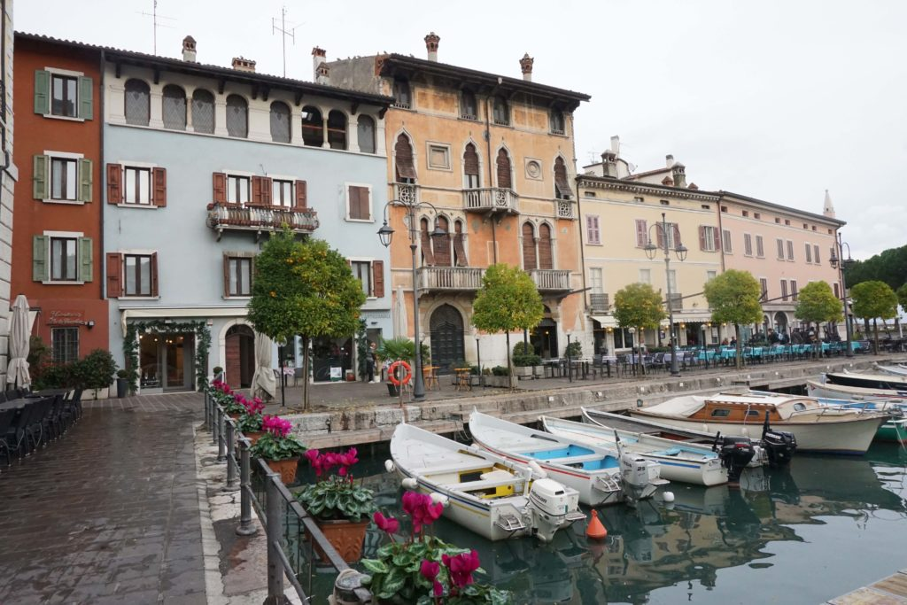 Desenzano del Garda, Italy #LakeGarda Towns around Lake Garda Photo by OutsideSuburbia.com