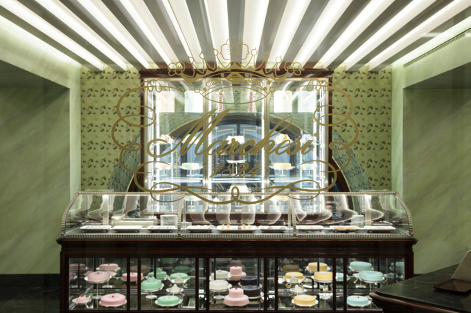 Pasticceria Marchesi, Milan Photo by Outside Suburbia