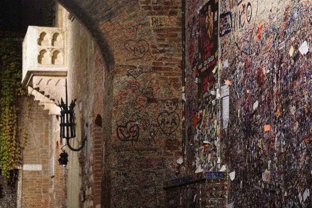 Verona, city of Romance #JulietBalcony