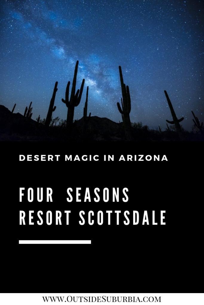 Four Seasons Scottsdale: Desert magic in Adobe style Casitas | Outside Suburbia