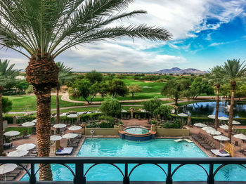 Fairmont Scottsdale Princess - Resorts for catching the Cactus League aka Baseball Spring training in Arizona - OutsideSuburbia.com