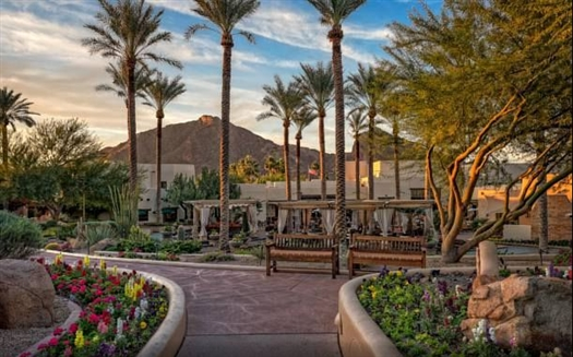 JW Marriott's Camelback Inn - Best resorts for catching the Cactus League aka Baseball Spring training in Arizona - OutsideSuburbia.com
