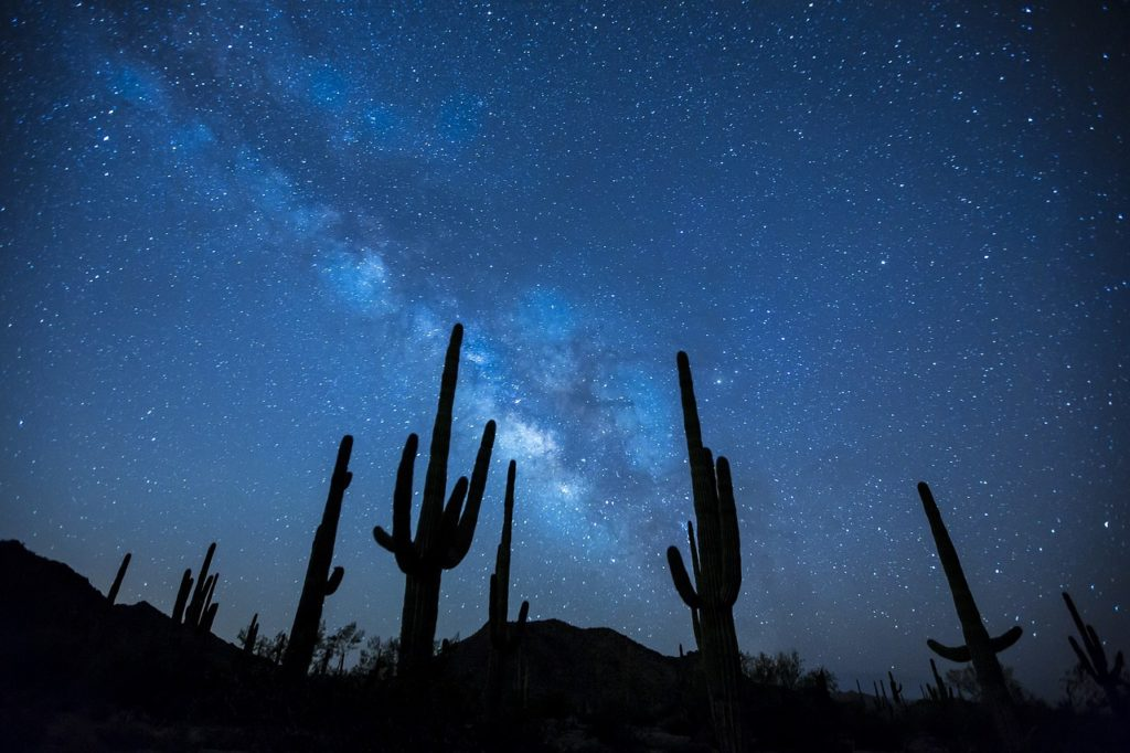 Arizona Stars and Milkyway