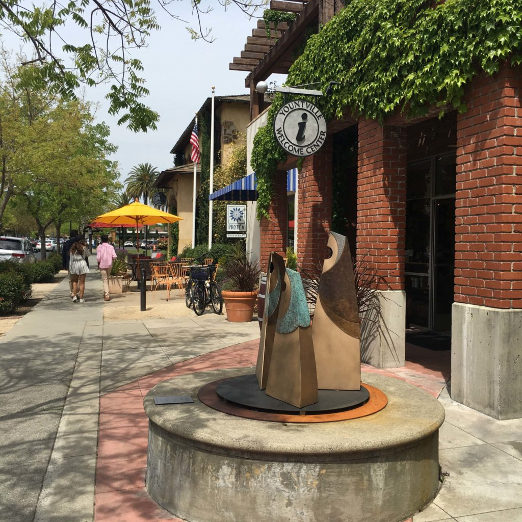 Yountville : See post for more ideas for Navigating Napa with Kids #Napa #NapaValley #NapaWithKids