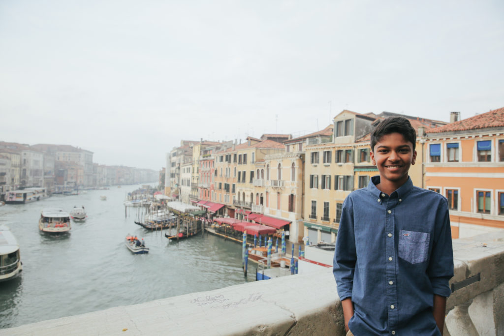 Rialto bridge, Venice Photo by Outside Suburbia