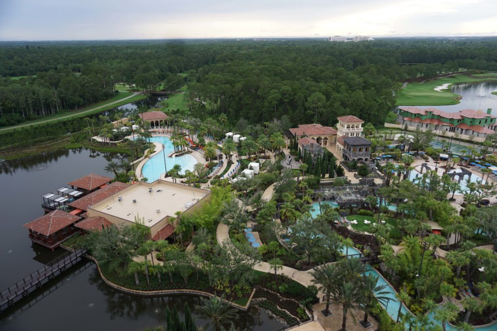 Four Seasons Resort Orlando Review - Outside Suburbia