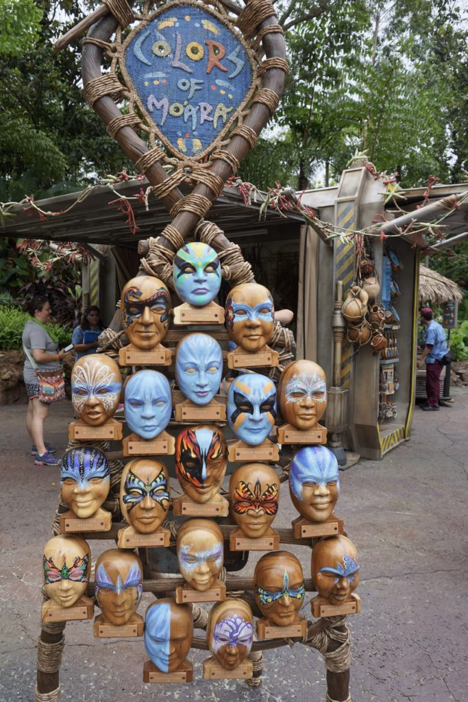 Mythical world of Na'vi comes to life at Disney's Animal Kingdom