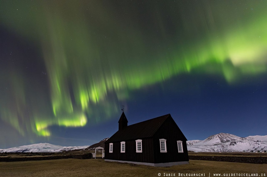 Aurora chasing - See post for other #EasyAdventures in #Iceland