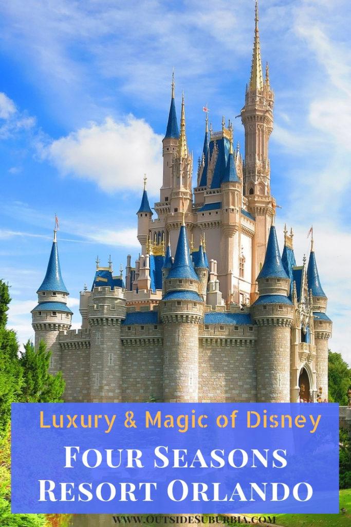 Four Seasons Disney #DisneyVacation #DisneyResorts