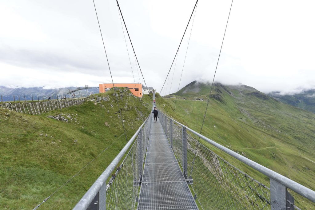 Stubnerkogel suspension bridge, Bad Gastein - Photo by Outside Suburbia