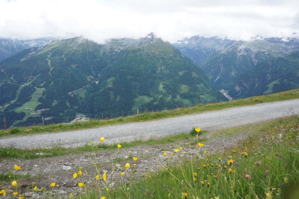 Hikes around Stubnerkogel suspension bridge, Bad Gastein - Photo by Outside Suburbia