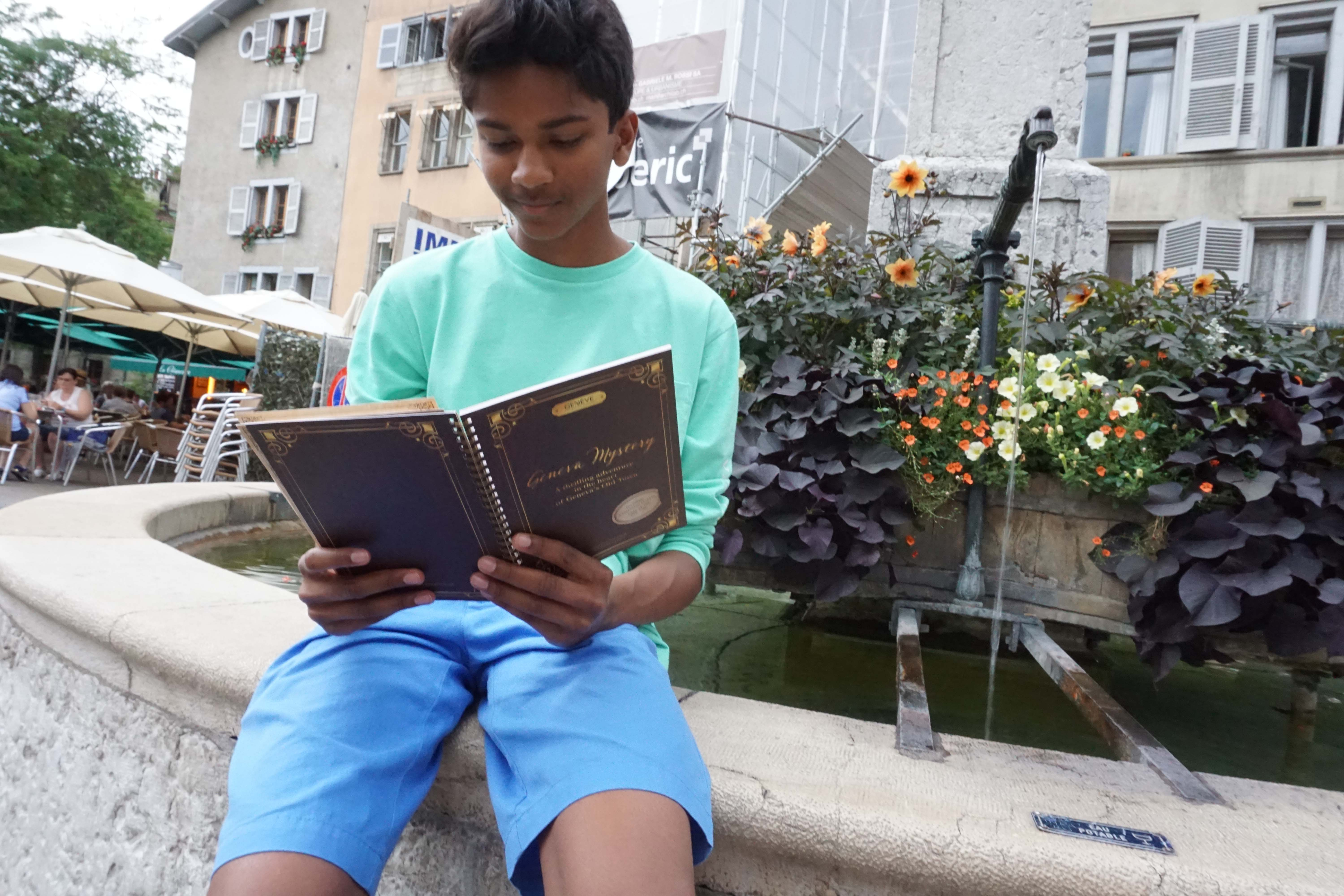 Solving the Geneva mystery in Old Town - Top things to do in Geneva with kids