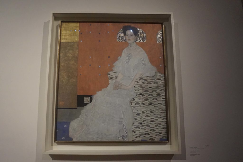 Gustav Klimt : The Golden Kiss and more at the Belvedere, Vienna - OutsideSuburbia.com