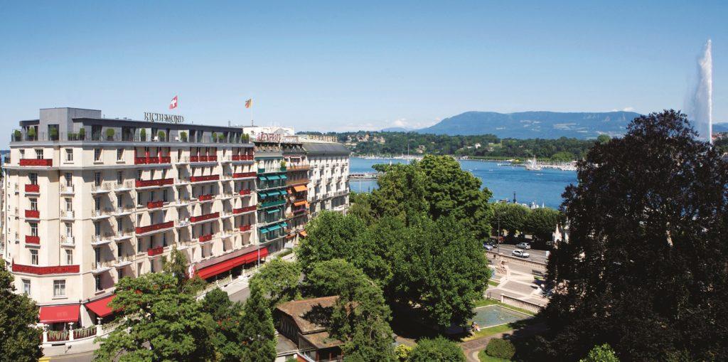 Hotel Le Richemond, Geneva