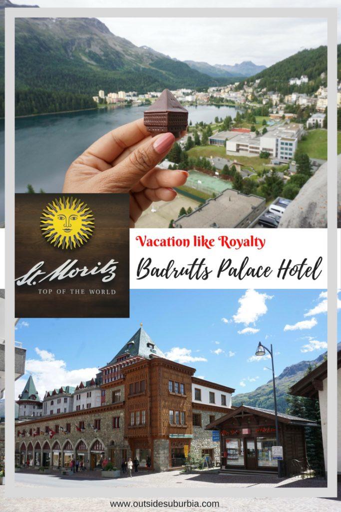 Badrutt's Palace Hotel : Vacation like Royalty in St. Moritz, Switzerland #StMoritzHotels #BadruttsPalaceHotel