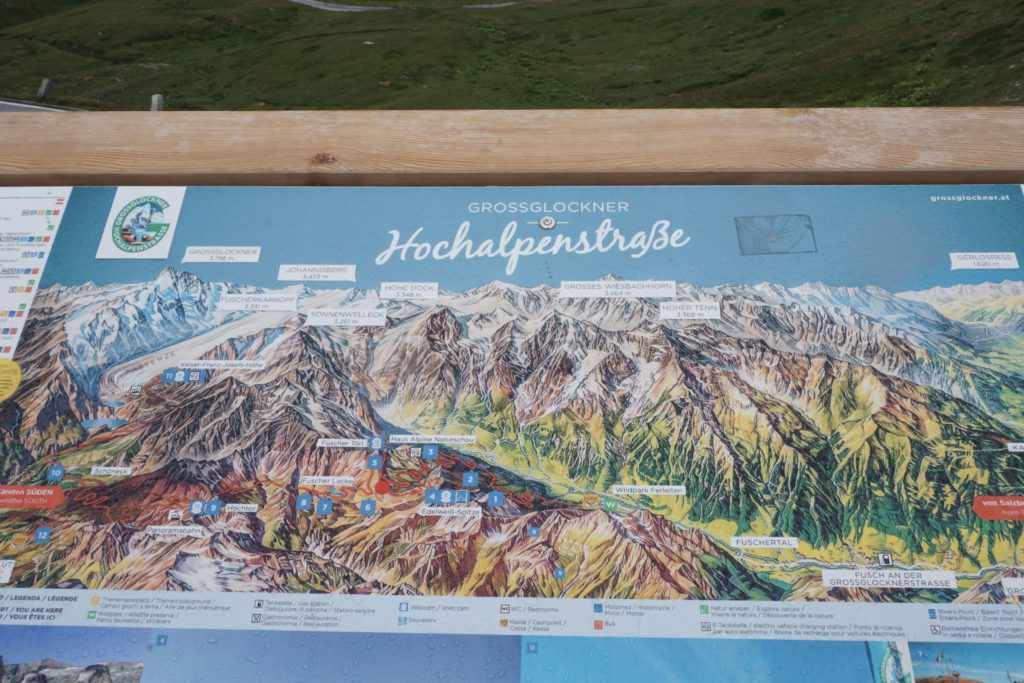 Highest Alpine Road in Austria : Grossglockner Hochalpenstrasse #HighestAlphineRoad #Roadtrip #Austria