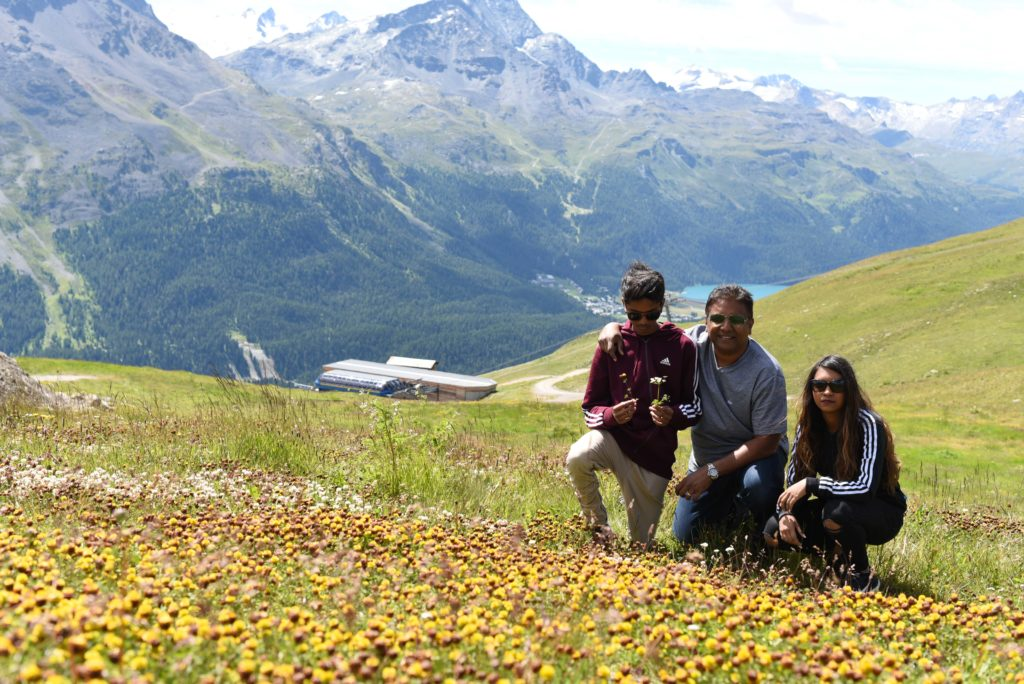 Summer Things to do in St Moritz, Switzerland