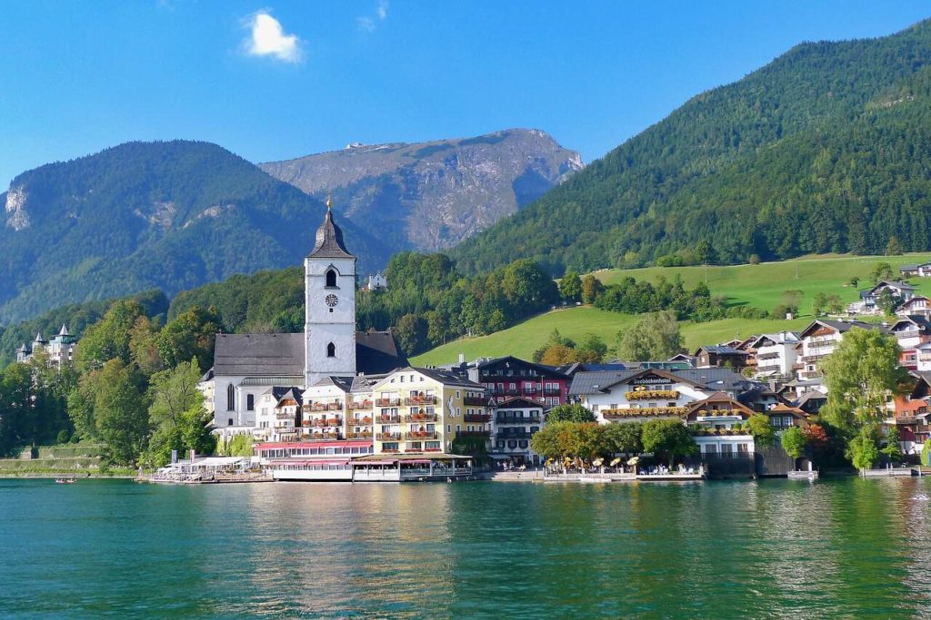 Wolfgangsee - 10 Best Day trips from Salzburg, Austria