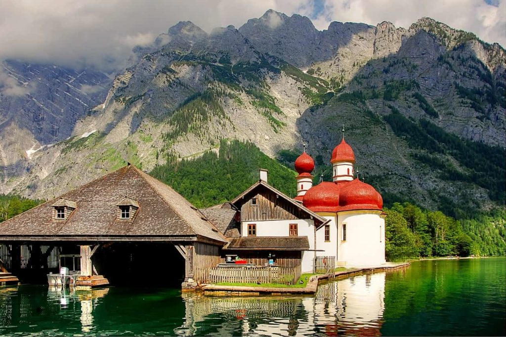 King's Lakes (Königssee) - 10 Best Day trips from Salzburg, Austria