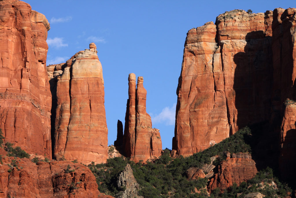 Sedona Vortex hikes, Cathedral Rock - Photo by Outside Suburbia