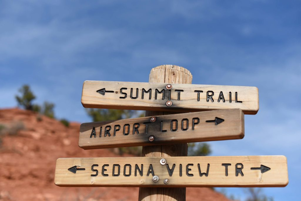 Sedona Vortex hikes, Airport Mesa Loop - Photo by Outside Suburbia