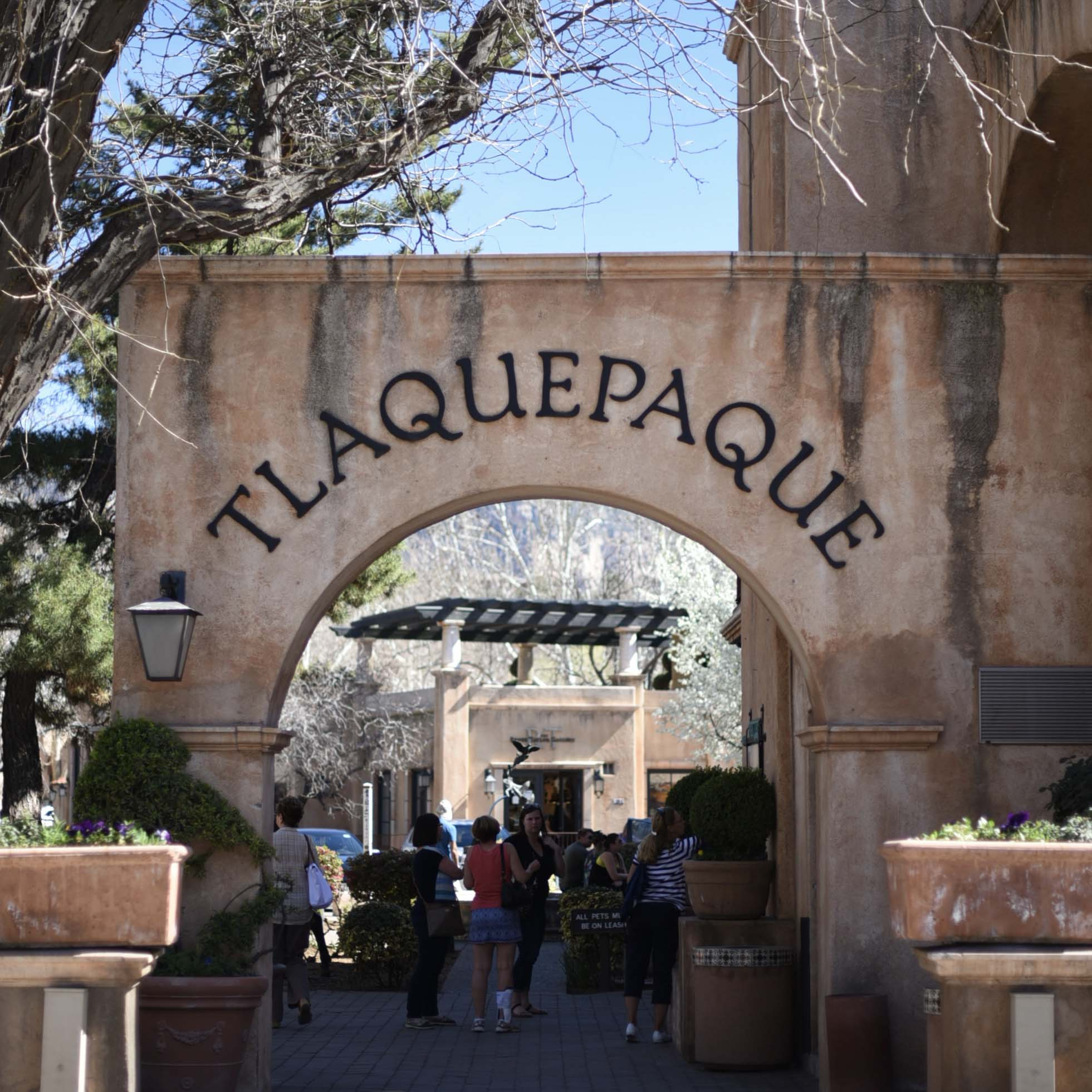Tlaquepaque, Sedona - Photo by Outside Suburbia