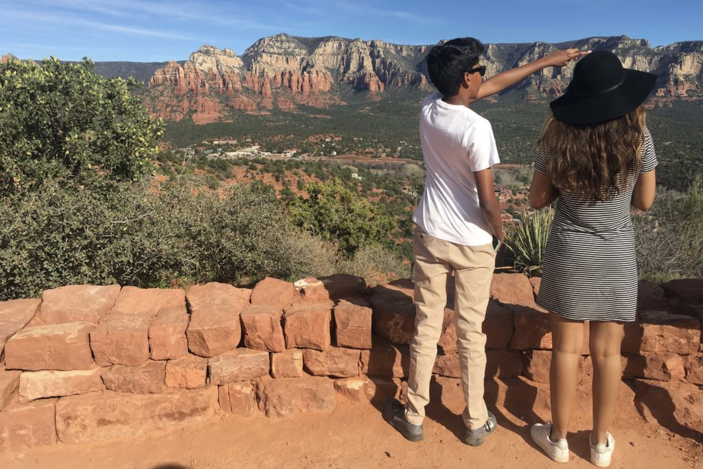 Sedona Vortex hikes, Airport Mesa - Photo by Outside Suburbia