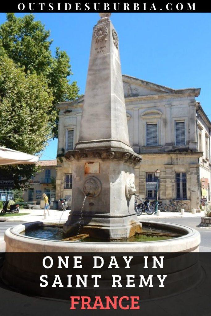Visiting Van Gogh Asylum in Saint Remy de Provence | Outside Suburbia