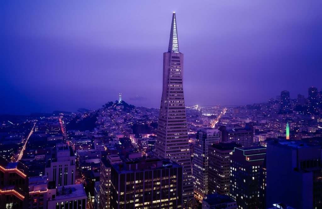 Best spots to see the San Francisco Skyline | Outside Suburbia