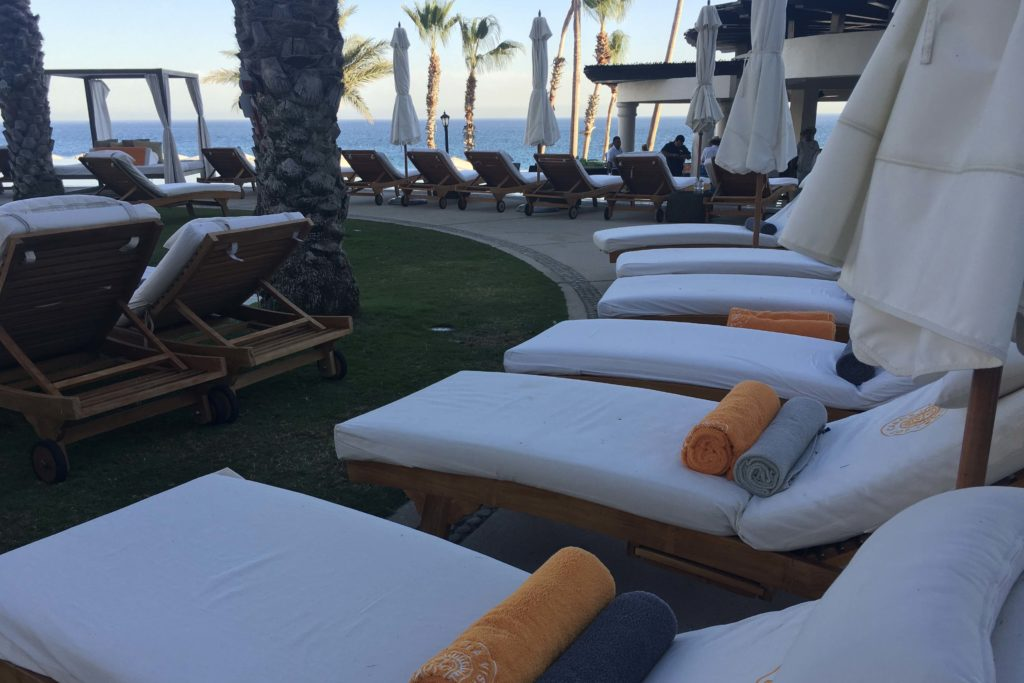 Pool at Hilton Los Cabos Review - Photo by Outside Suburbia
