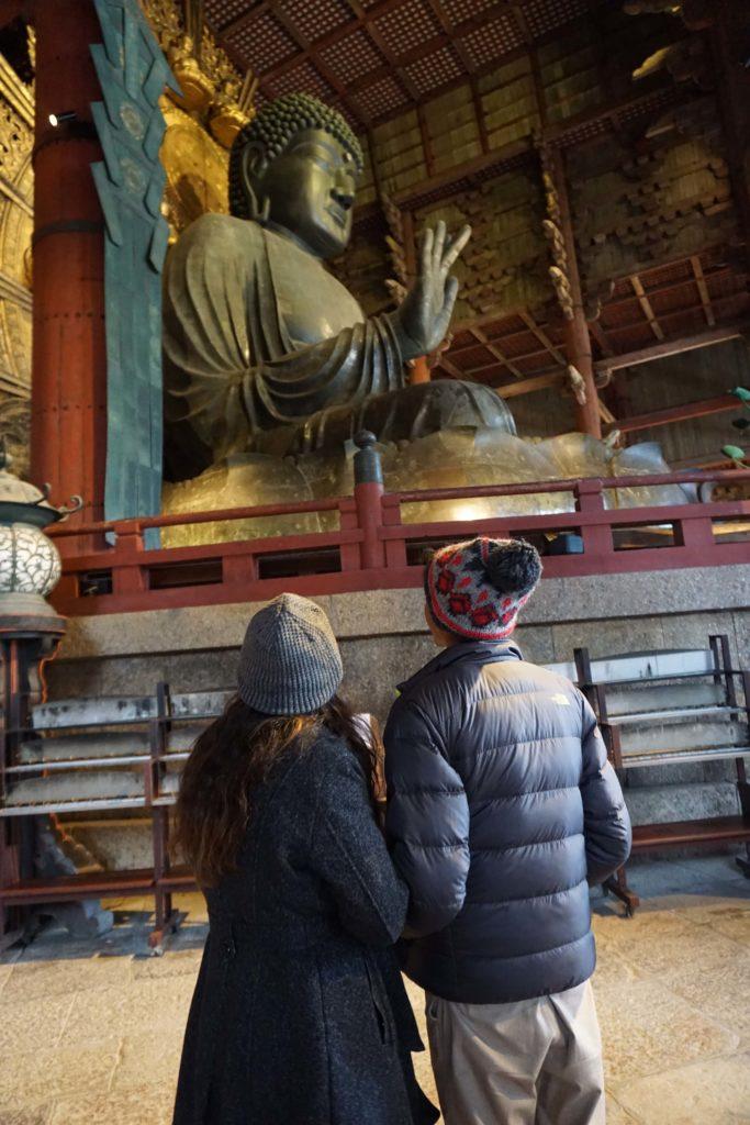 Nara - Two week Japan Itinerary - Photo by Outside Suburbia