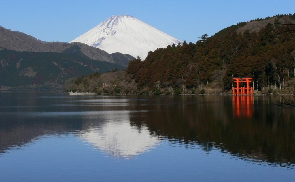 Hakone - Best Places to see Mt Fuji - By OutsideSuburbia.com