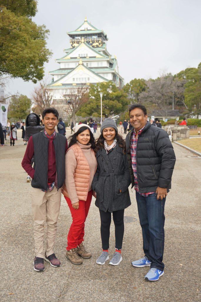 Osaka. Two week Japan Itinerary - Photo by Outside Suburbia