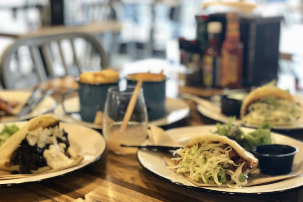 Best International Restaurants Dallas - Arepas