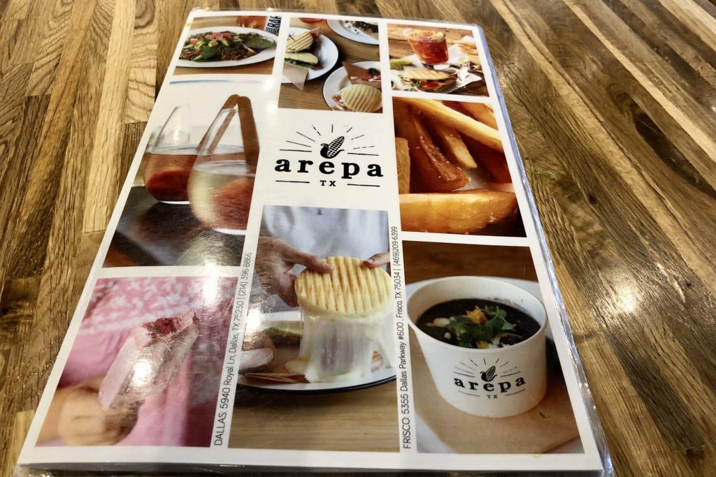Latin street food at Arepa TX - outsidesuburbia.com