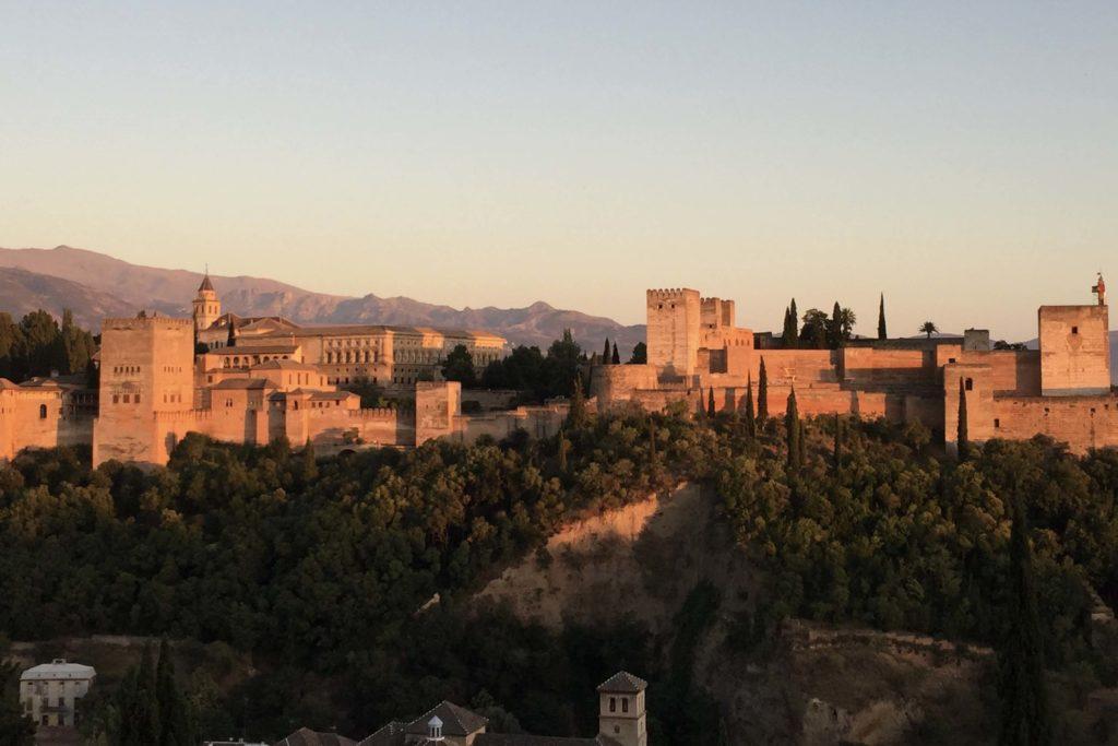Alhambra, Spain Photo by OutsideSuburbia.com