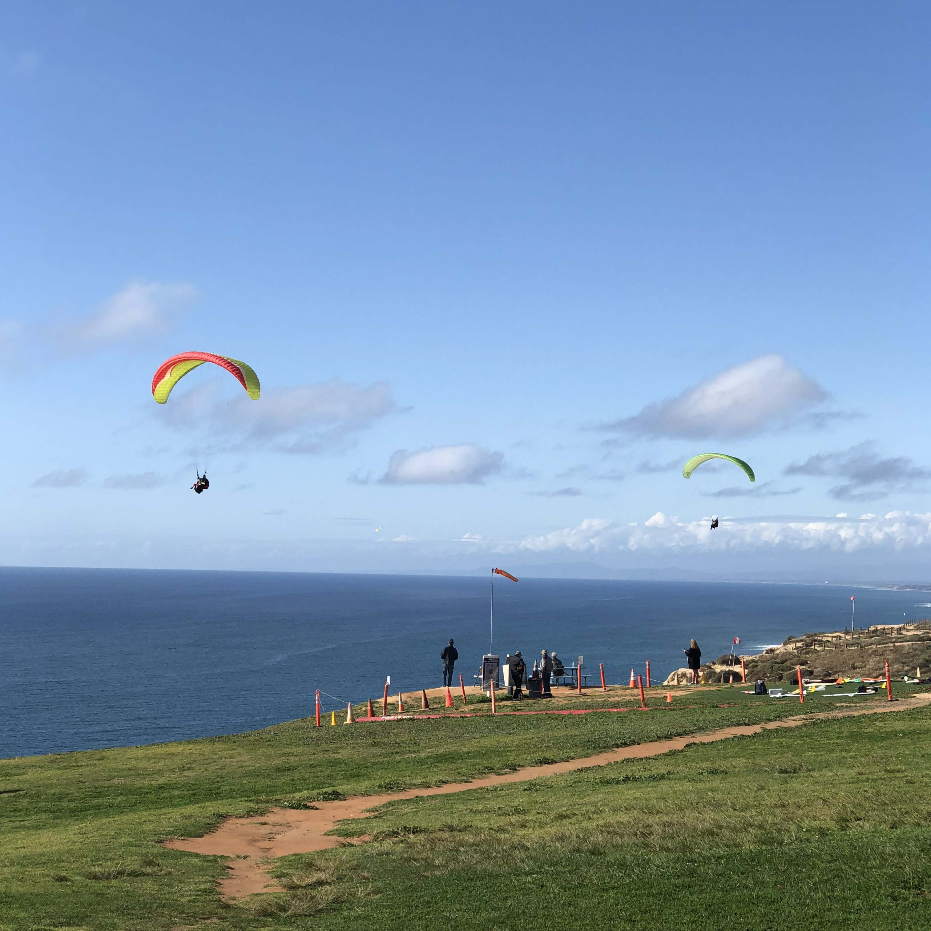 Gliderport at the Torrey Pines - Photo by Outside Suburbia
