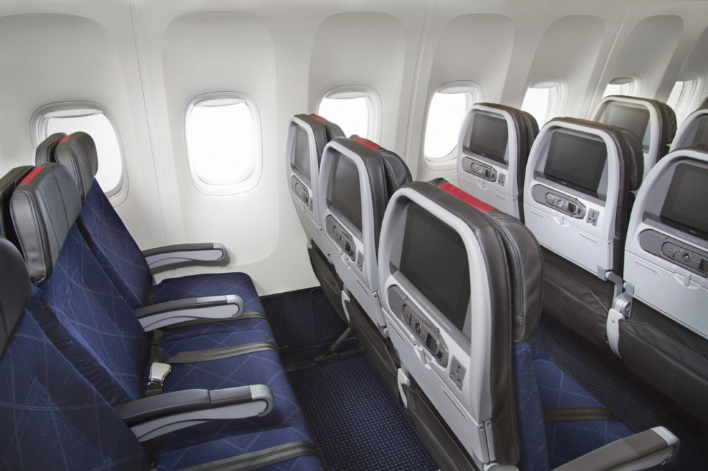 Premium Economy American Airlines Seats Review #PremuimEconomy #AmericanAirlines