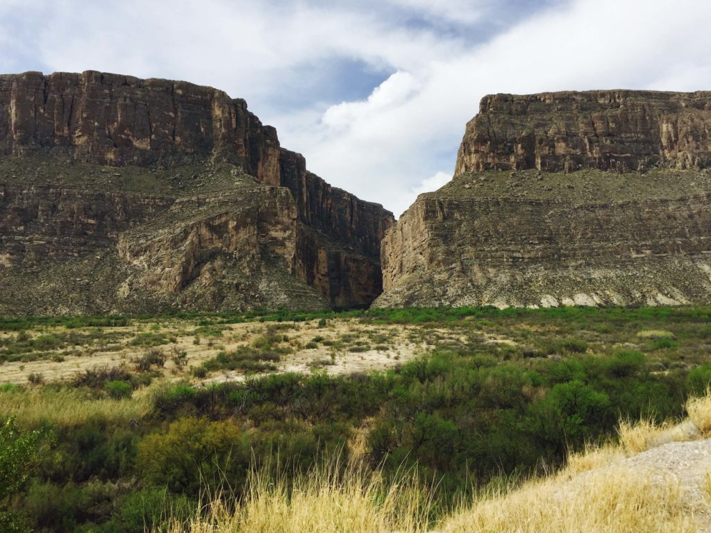 Santa Elena Canyon and River Road. Guide to planning an epic Texas road trip to the #BigBendNationalPark.