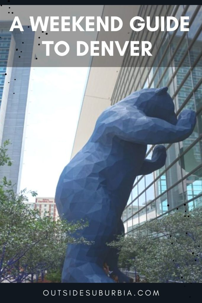 A Weekend Guide to Denver with Kids: Top things to see and do | Outside Suburbia