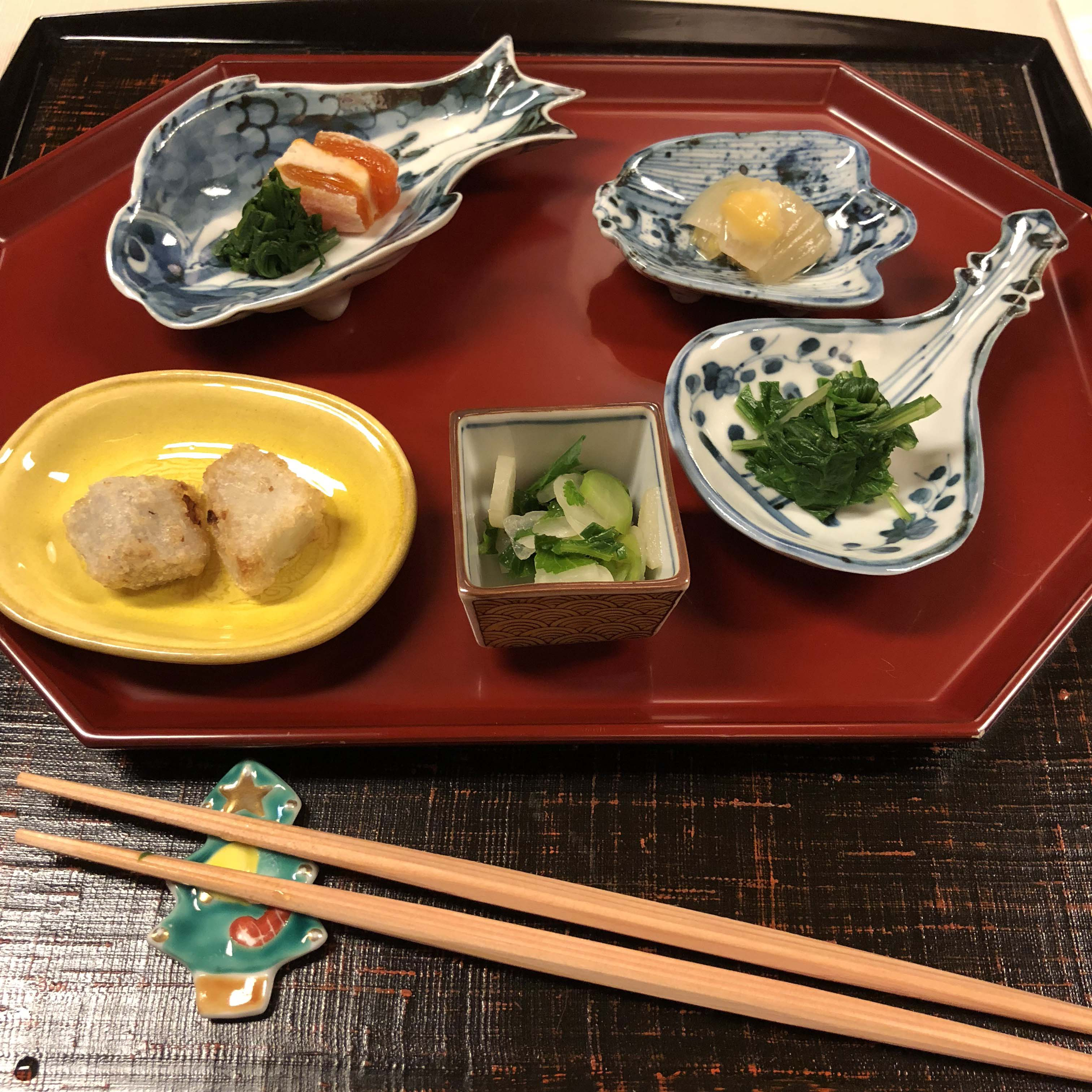 What is a Kaiseki meal? Photo by Outside Suburbia